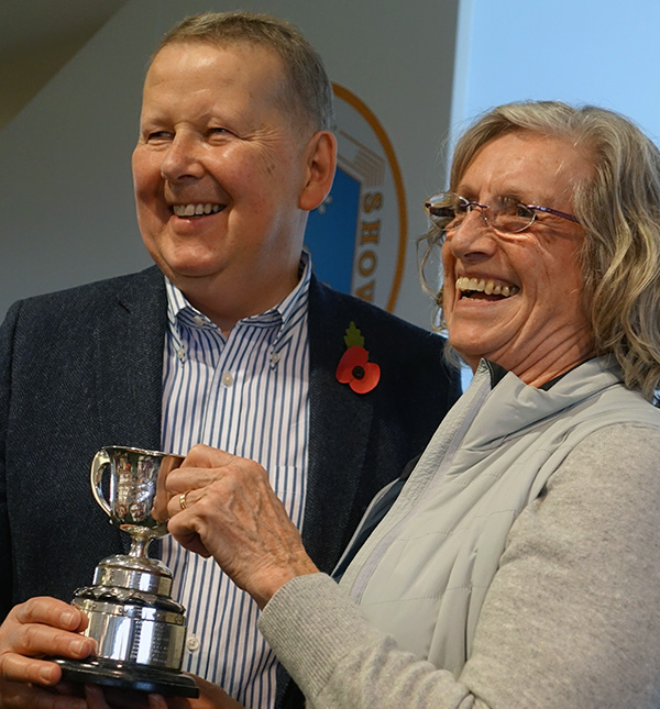 2018 awards presented by Bill Turnbull