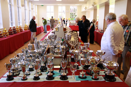 Challenge Cups and Trophies